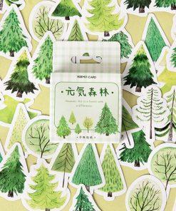 Stickers - Klistermärken Träd